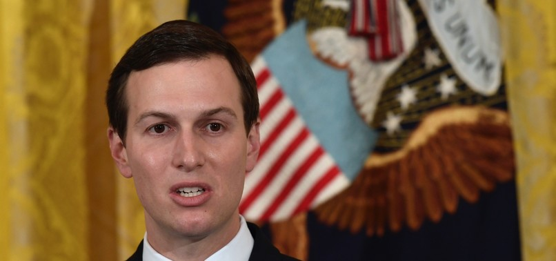 KUSHNER TO LOOK FOR WAYS TO COUNTER IRAN WITH UPCOMING GULF TOUR