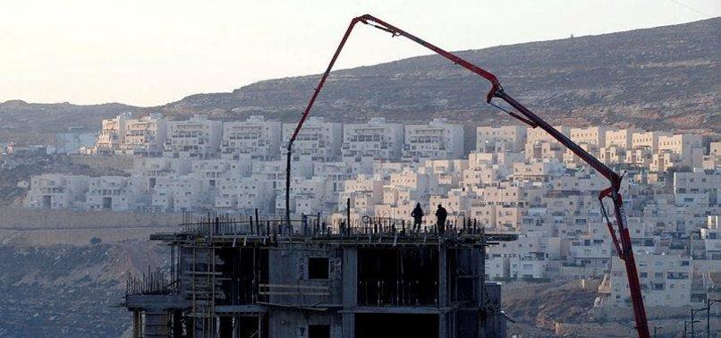 GERMANY CONCERNED: ISRAELI SETTLEMENTS IN WEST BANK
