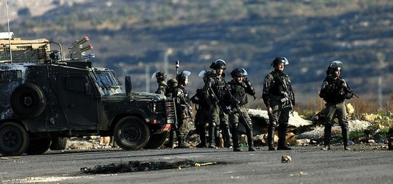 ISRAEL DETAINS 11 PALESTINIANS IN WEST BANK RAIDS
