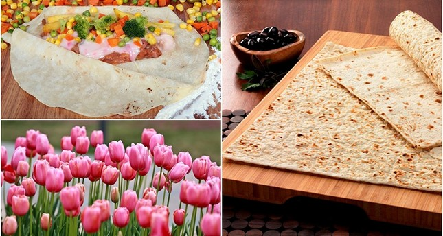 Filo pastry (T-L),the Nevruz festival (B-L) and lavash are now a part of UNESCO's Intangible Cultural Heritage of Humanity list. (FILE Photos)