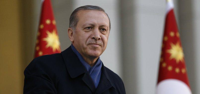 PRESIDENT ERDOĞAN COMMEMORATES TURKEYS REPUBLIC DAY