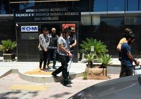 Antalya'da FETÖ'nün gaybubet evlerine operasyon!
