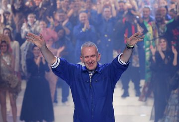 Jean Paul Gaultierin son haute couture şovu