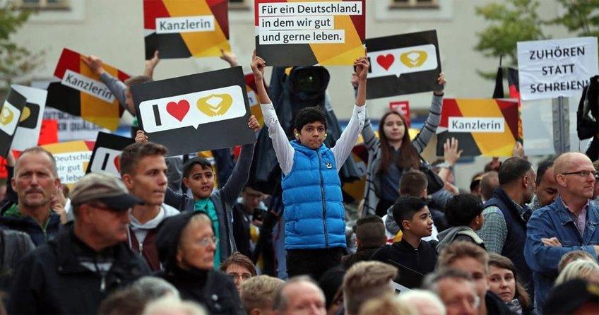 Almanya 10 bin mülteci alacak