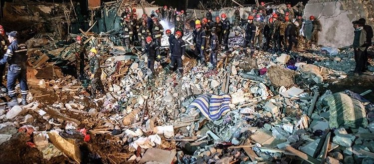 Azerbaycan'da Ermenistan'ın saldırılarında 60 sivil yaşamını yitirdi, 270 sivil yaralandı