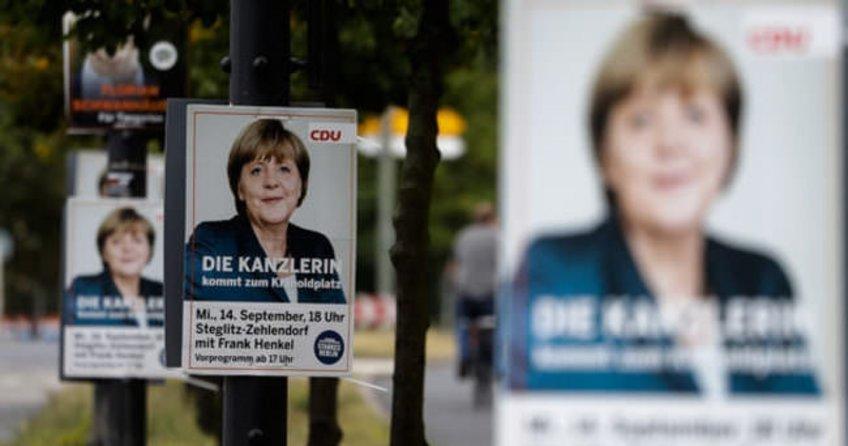 Merkel'in liderliğindeki partilerde oy kaybı devam ediyor