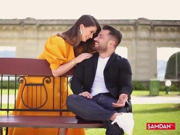 Buse Terim&Volkan Bahçekapılı röportajının backstage videosu