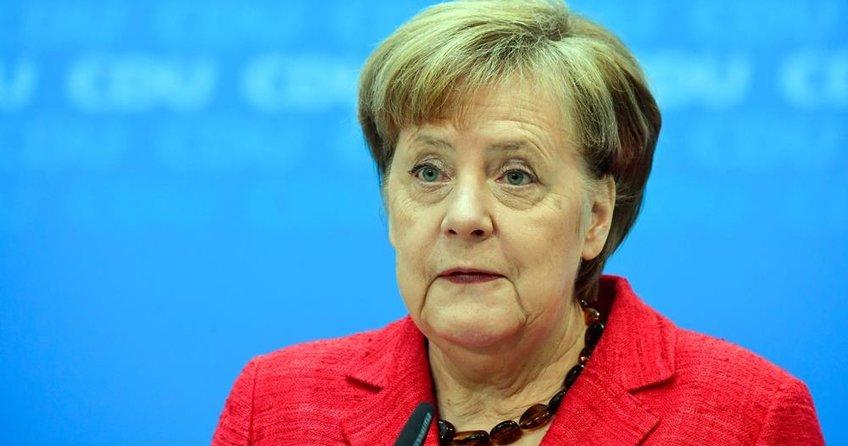 Merkel: Artık hızla işe koyulma vakti