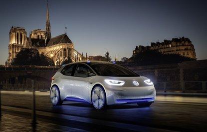 VW I.D. Hatchback'in üretimi 2019'da başlıyor