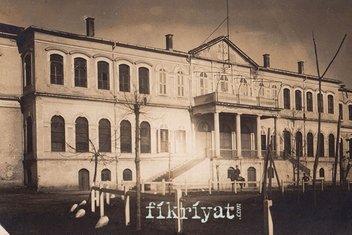 Harbiye Askeri Müzesi panoraması