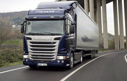 Scania'dan Yüzde Sıfır Faiz Fırsatı