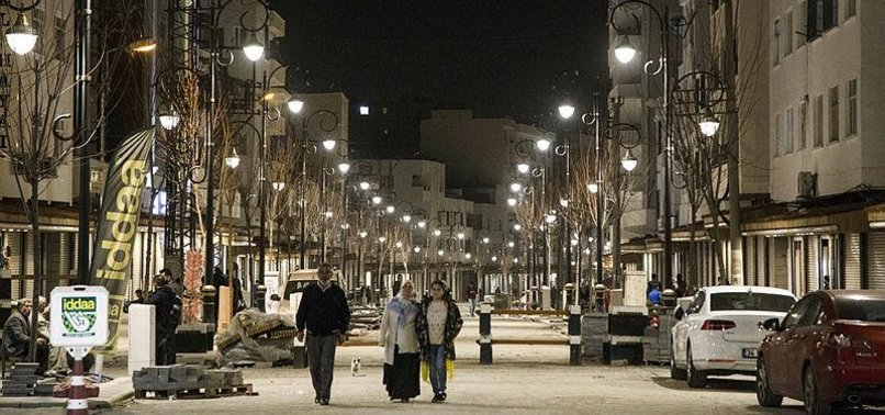 DIYARBAKIRS TERROR-HIT SITES RENOVATED