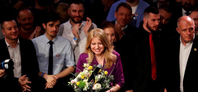 LIBERAL CAPUTOVA TO BECOME FIRST FEMALE PRESIDENT OF SLOVAKIA