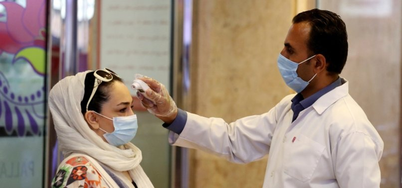 IRANS CORONAVIRUS CASES SURPASS 600,000 - HEALTH MINISTRY