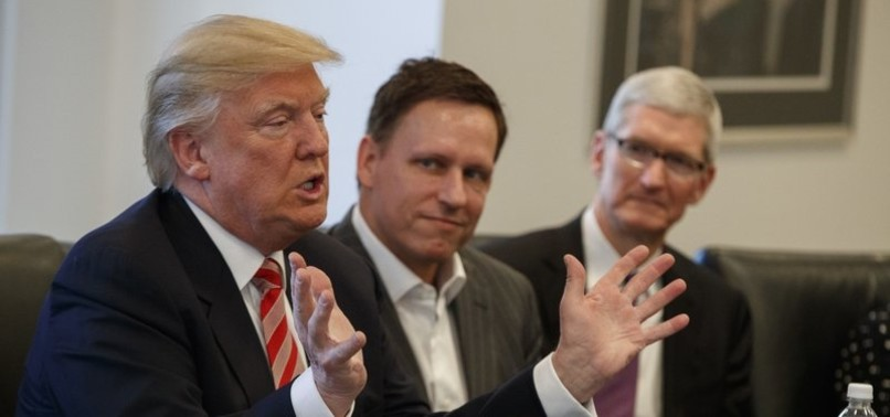 WHITE HOUSE TO HOLD MEETING WITH TECH EXECUTIVES ON INNOVATION