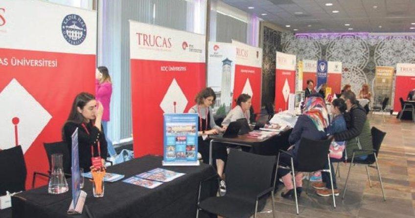 Türk üniversiteleri Avrupa'da tanıtılıyor