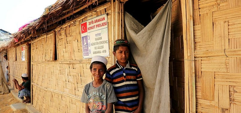 TURKISH NGO BUILDS 1,600 HOMES FOR ROHINGYA