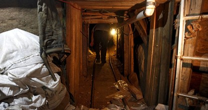 pAuthorities have discovered 2.3 tons of marijuana in a lengthy illicit tunnel connecting the Mexican city Tijuana to San Diego in the United States, the Mexican Attorney General said...