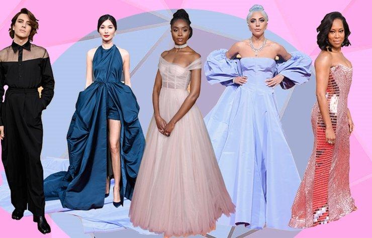 Altın Küre 2019'da öne çıkan moda trendleri