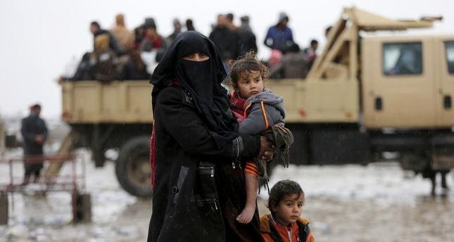 أكثر من 173 ألف نازح في العراق منذ بدء معركة الموصل
