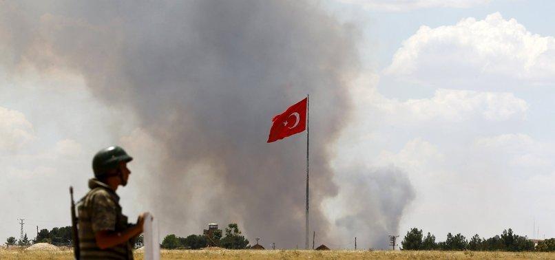 4 YPG/PKK TERRORISTS NEUTRALIZED IN EAST EUPHRATES IN SYRIA