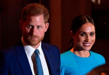 Prens Harry ile Meghan Markle taşındı iddiası!