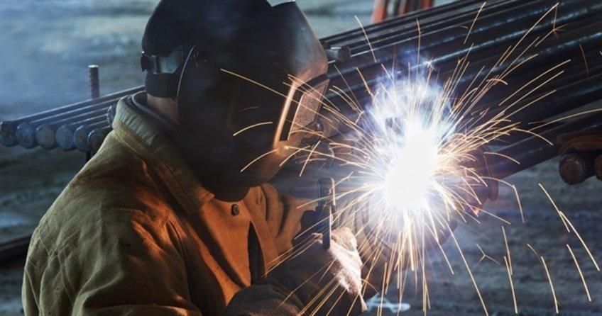 Arındırılmış sanayi üretimi arttı