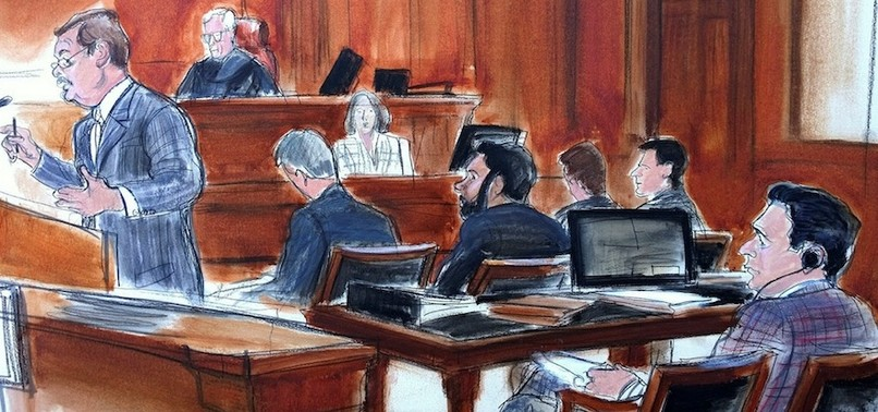 JURY FINDS ATILLA GUILTY ON FIVE COUNTS, INNOCENT ON MONEY LAUNDERING IN IRAN SANCTIONS-EVASION TRIAL