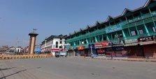 Virus lockdown shuts Kashmir year after India lifts autonomy
