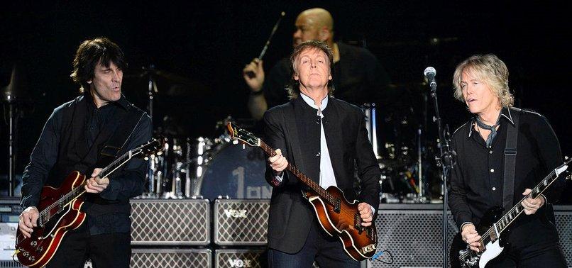 MUSICIANS ASK UK GOVT TO SAVE LIVE CONCERTS