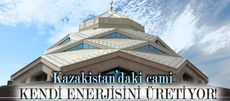 Irıskeldi Hac Camii enerji üretiyor