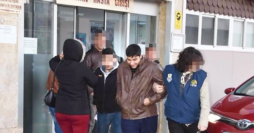 Gülen'in yeğenleri PKK ininde yakalandı FETÖ PKK A.Ş
