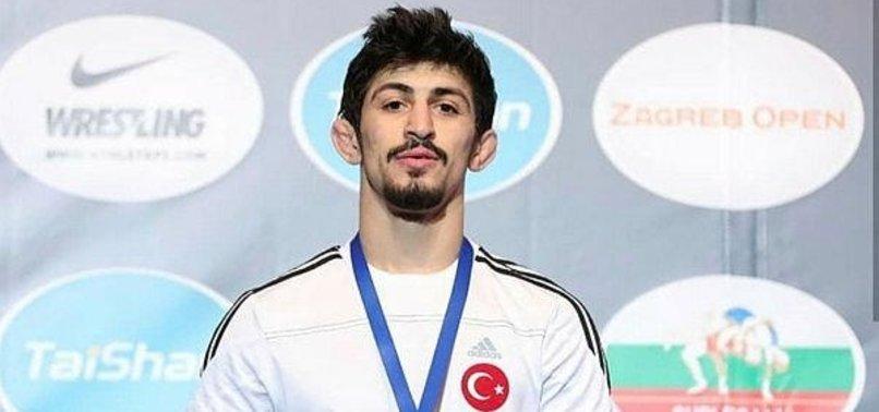 TURKEY WINS 1 GOLD, 7 BRONZE IN JUNIOR WORLD WRESTLING