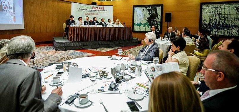BUYERS, EXPORTERS OF FRESH PRODUCE TO MEET IN ANTALYA