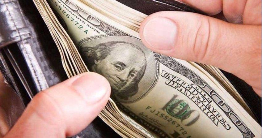Rusya anlaşmasının etkisiyle dolar 2.96 liraya geriledi