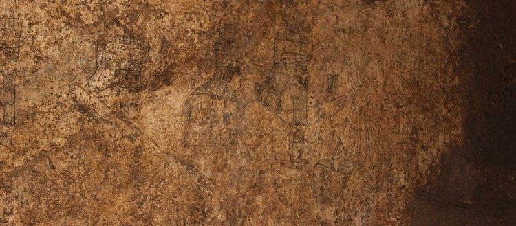Tarihi kentte 3 bin yıllık tapınak bulundu