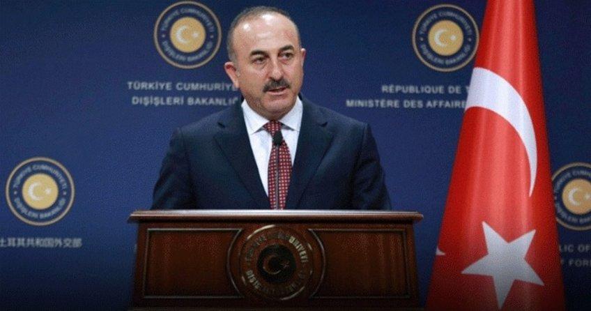 Mevlüt Çavuşoğlu: Almanya'dan 4 bin PKK'lı istedik 1 tane vermedi