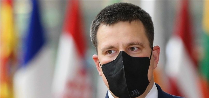 ESTONIAN PM RATAS RESIGNS AMID LOAN SCANDAL