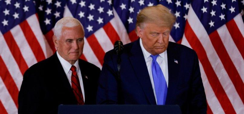 U.S. VP PENCE REJECTS INVOKING 25TH AMENDMENT TO OUST TRUMP