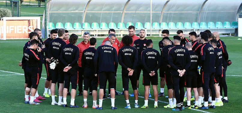 TURKEY TO FACE WORLD CUP CHAMPS FRANCE IN EURO 2020 QUALS