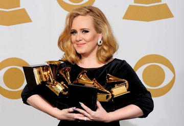 Adele'den yeni albüm müjdesi!