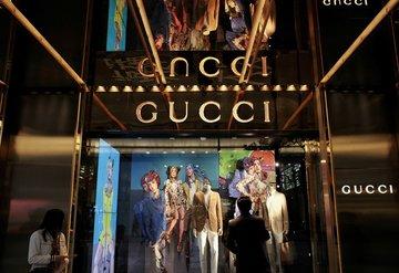 Gucci Satışları Keringi Güçlendirdi