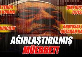 Fetullah Gülen'e o davadan da iki ayrı hapis cezası istendi