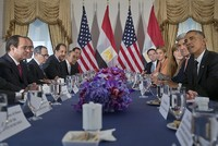 US redirects $100M aid from Egypt to other countries