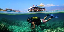 Antalya's Kaş: A prominent location for scuba diving tourism