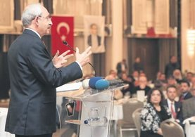 Kemal Kılıçdaroğlu FETÖ'cü Taş'a sahip çıktı