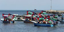 Gaza to set off new flotilla to break Israeli siege