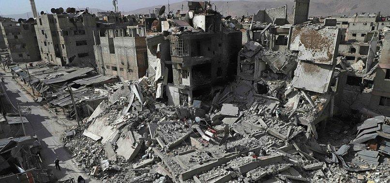 ASSAD REGIME ATTACKS KILL OVER 800 CIVILIANS IN SYRIAS EASTERN GHOUTA