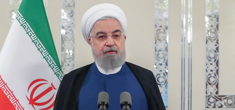 HASSAN ROUHANI CONDEMNS UNITED STATES FOR CRIMES AGAINST IRAN