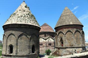Erzurumun gizli hazinesi: Üç Kümbetler
